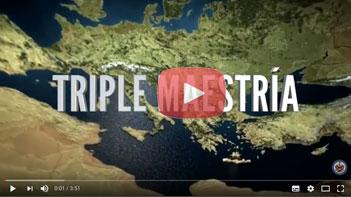 Triple Maestría en Derecho Internacional